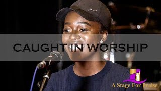 Ibby - Wrap Me In Your Arms (Spontaneous Praise & Worship) | Caught In Worship