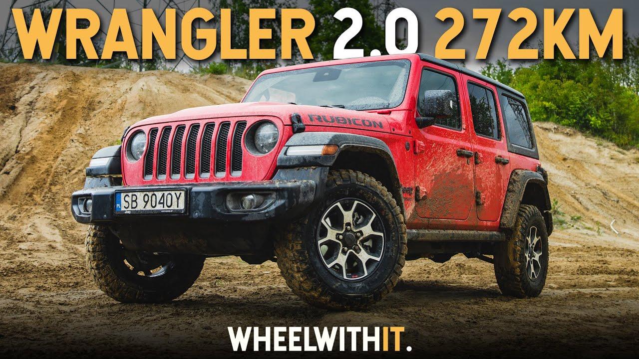 Jeep Wrangler Rubicon - Bulwarówka czy Terenówka   TEST #25