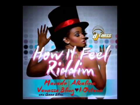 HOW IT FEEL RIDDIM (Dj Frass Records) 2014 Mix Slyck