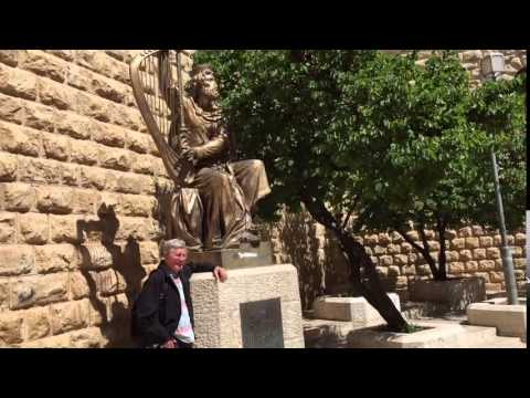 A Statue of King David