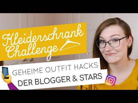 5 GEHEIME HACKS Der Fashionblogger Zum Outfits Kombinieren   Kleiderschrank Challenge