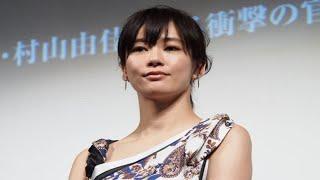 女優の水川あさみが、14日に都内で実施された主演作『連続ドラマW ダブ...