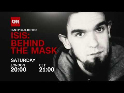 "CNN International: ""ISIS: Behind the Mask"" promo"