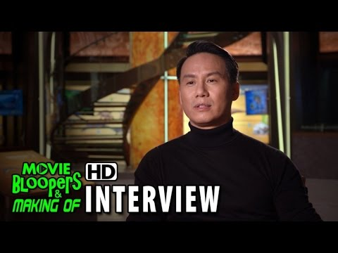 Jurassic World (2015) Behind the Scenes Movie Interview - BD Wong 'Dr. Henry Wu'