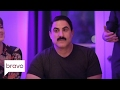 going off the menu reza farahan crashes an apartment speakeasy season 2 episode 3 bravo