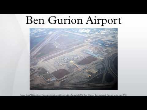 Ben Gurion Airport