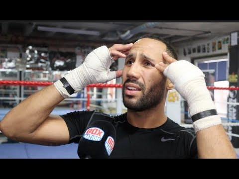 'HOW THE HELL IS HE NUMBER ONE?!' - FRUSTRATED JAMES DeGALE SOUNDS OFF ON GEORGE GROVES