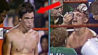 The Worst Cheater In Boxing History!!!