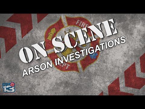 On Scene  - Arson Investigations
