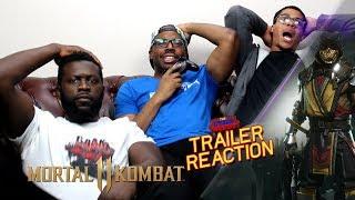 Mortal Kombat 11 - Scorpion Gameplay Trailer Reaction