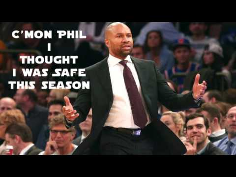 STR: Derrick Fisher Fired Can The Knicks survive