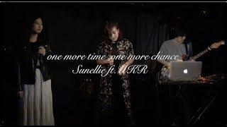 とあるイベントにて Sunellie ft. UKR による 山崎まさよし「One more t...