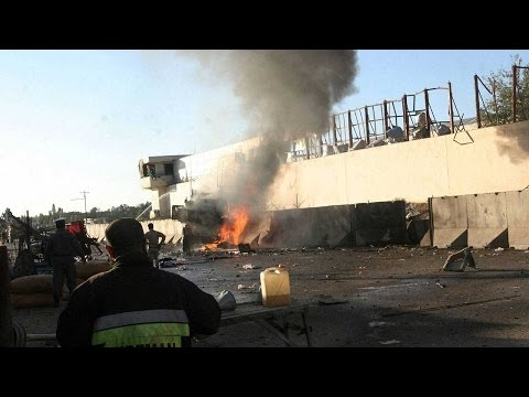 Afghan suicide bomb attack kills 11, injures 40