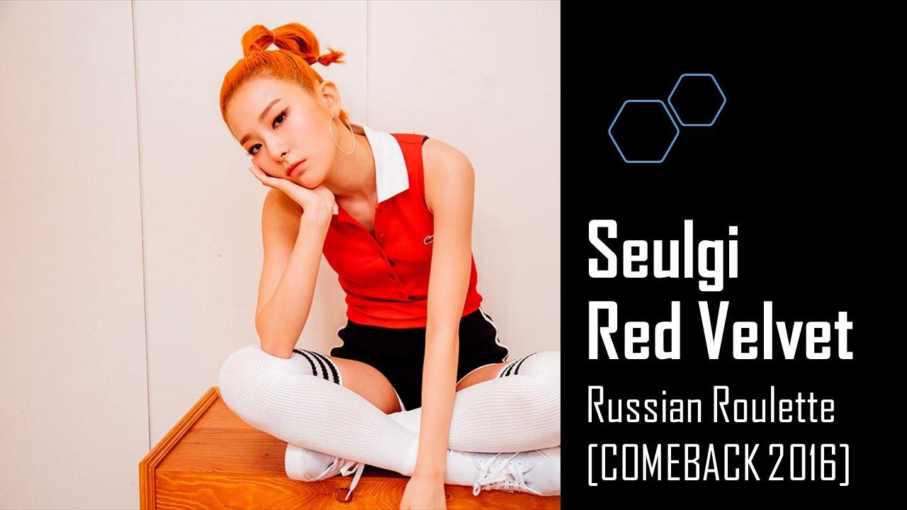 Red velvet seulgi russian roulette casino montelago