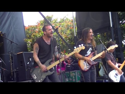 Dead to Me at Thee Parkside Outdoors, SF, CA 8/23/15