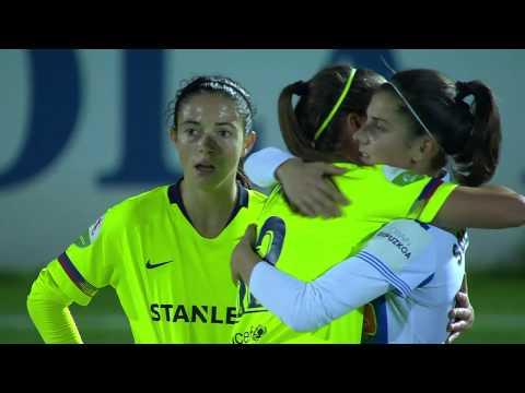 RESUMEN J10 | REAL SOCIEDAD 2-5 FC BARCELONA FEMENINO