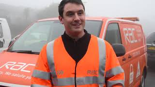 Catching up with RAC patrol Lee after his appearance on The Job Interview