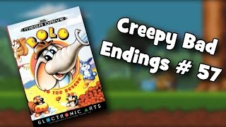 Creepy Bad Endings # 57