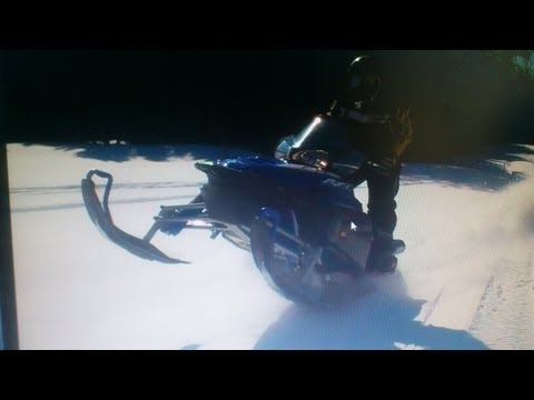 Yamaha rx-1 wheelies excellent sound (modified exhaust) and video quality