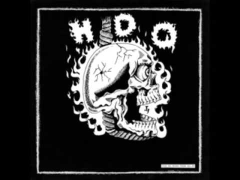 HDQ - Hung, Drawn & Quartered LP [1985] +1