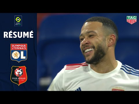 Lyon Rennes Goals And Highlights