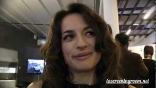 Anita Kravos al Festival del Film di Roma 2012