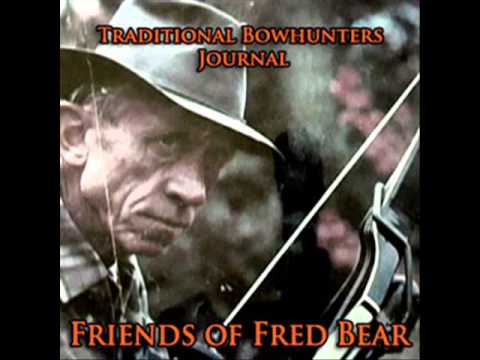 Ted Nugent-Fred Bear W/ Pics of Fred Bear