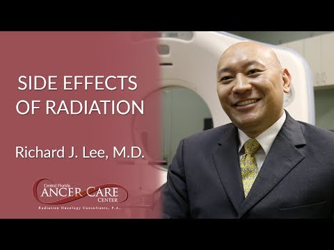 What Are the Side Effects of Radiation Therapy?