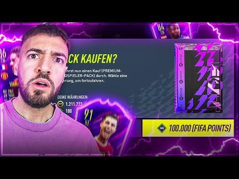 EXPERIMENT: 750€ in OTW PACKS das bekommst du.. 🔥🔥 FIFA 22: Pack Opening Wakez