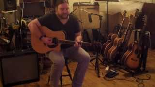 "Travis Shallow performing ""Live Oak"" by Jason Isbell"