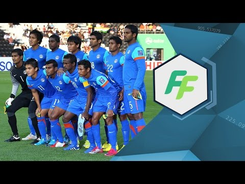 India: the 'sleeping giant of world football'