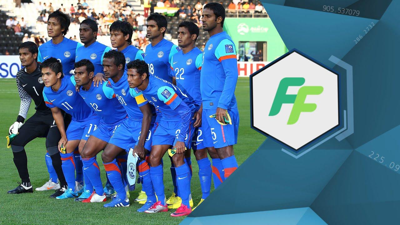 huge discount 9c4f6 326aa India: the 'sleeping giant of world football'