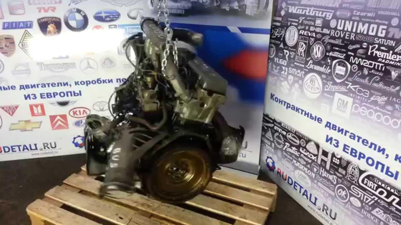 Контрактный бу двигатель 611.981 (611981) на Mercedes Sprinter .