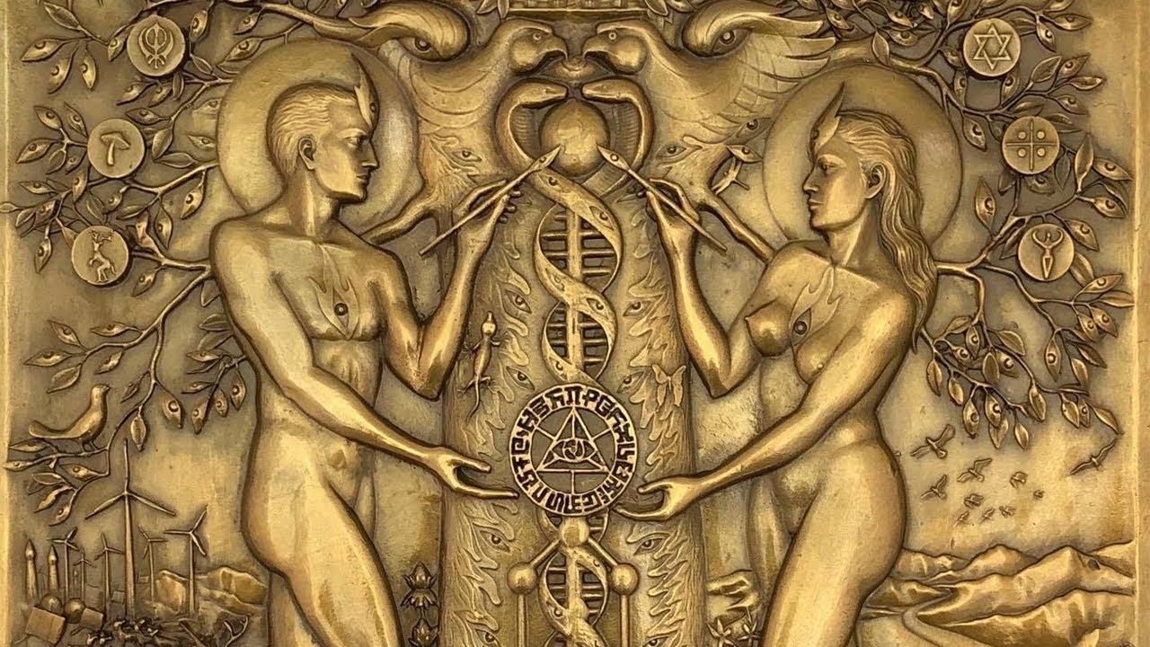 """알고보면 충격적인 """"선악과"""" 이야기의 진실. 이제는 더이상 숨길수 없는 네필림의 역사. 수메르의 인간 창조 신화 시리즈 몰아보기"""