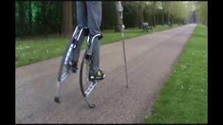 Forest Spirit Stilt Test