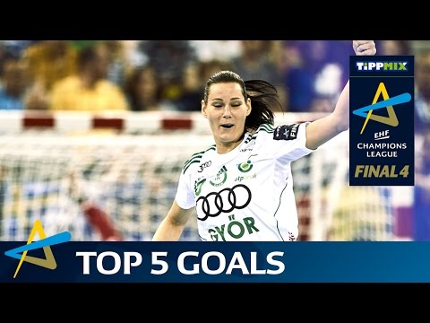 Top 5 FINAL 4 EHFCL Femenina