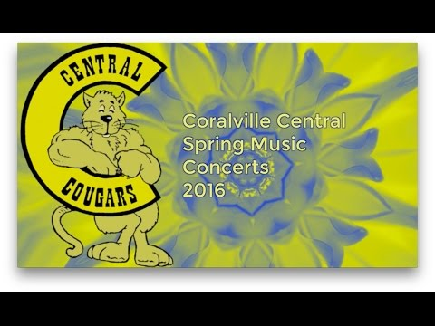 Coralville Central Elementary Music 2016