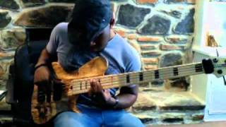Bass loop groove - Jermaine Morgan Signature Warrior Isabella