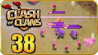 Let's Play CLASH of CLANS Part 38: Nicht mein Tag