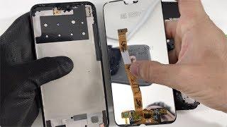How to Replace Huawei P20 Lite LCD Glass Screen | Screen Replacement
