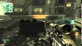 swift wipeout mw3 game clip