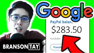 Earn $283.00+ GOOGLE Money Per DAY! (New Trick to Make Money Online!)
