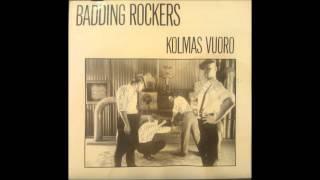 Badding Rockers -Vanha kitara