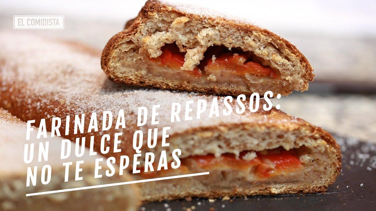 Farinada de repassos: el pan dulce que no se parece a nada | EL COMIDISTA