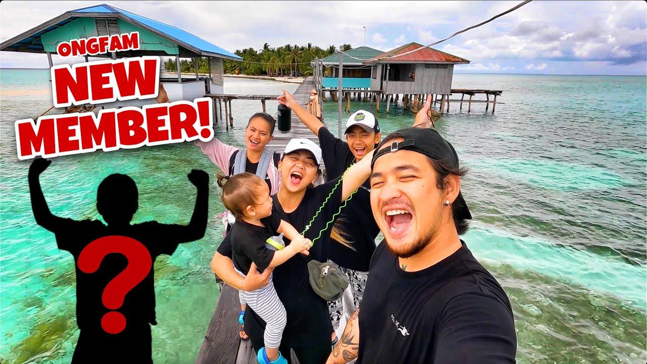 BAGONG MEMBER NG ONGFAM (Goodbye Island) | Geo Ong