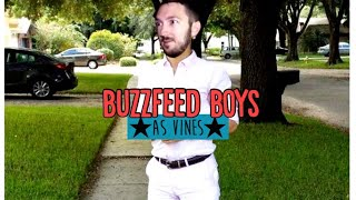 Buzzfeed Unsolved + TryGuys || AS VINES || #2