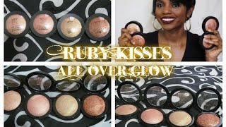 $5 Highlighters~ Ruby Kisses All Over Glow Bronzing Powder