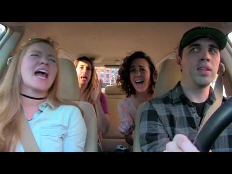 "Carpool Karaoke ""90's Style"""