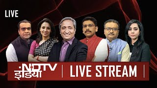 Download NDTV India   Watch LIVE: Prime Time With Ravish Kumar