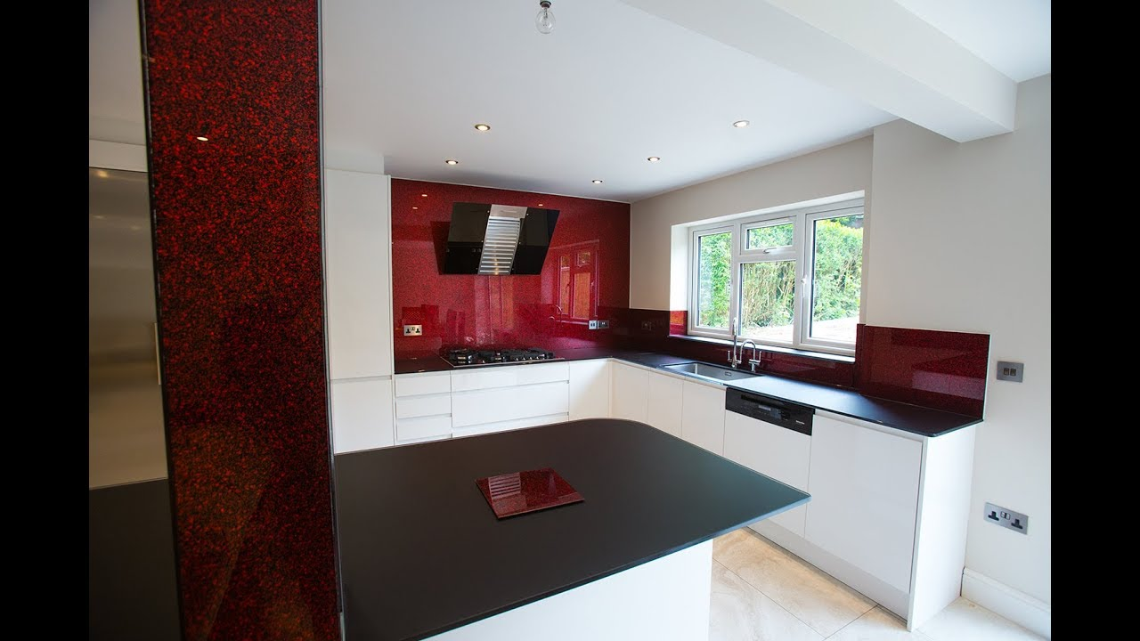 Splashback Worktop Kitchen